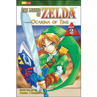 The Legend of Zelda - Book 2: Ocarina of Time
