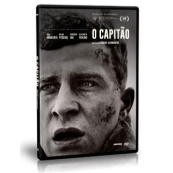 O Capitão - DVD
