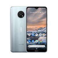 Smartphone Nokia 7.2 - 128 GB - Azul Gelo