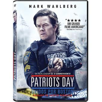 Patriots Day - Unidos Por Boston (DVD)