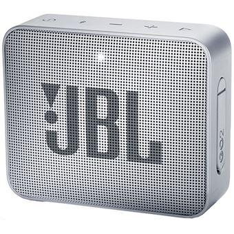 Colunas JBL Go 2 - Cinzento
