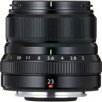 Objetiva Fujifilm FUJINON XF 23mm f/2 R WR - Preto