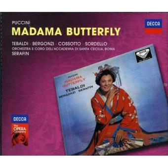 Puccini | Madama Butterfly (2CD)