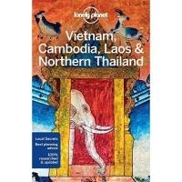 Lonely Planet Travel Guide - Vietnam, Cambodia, Laos & Northern Thailand