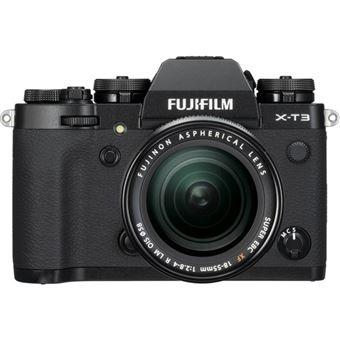 Fujifilm X-T3 + XF 18-55mm f/2.8-4 R LM OIS Zoom - Preto