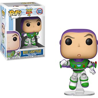 Funko Pop! Toy Story 4 Buzz Lightyear
