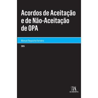 Acordos de Aceitação e de Não-Aceitação de OPA