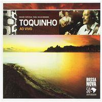 Toquinho: Ao Vivo - CD