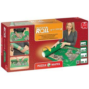 Puzzle Roll Up até 3000 Peças - Jumbo