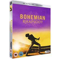 Bohemian Rhapsody - 4K Ultra HD + Blu-ray - Importação
