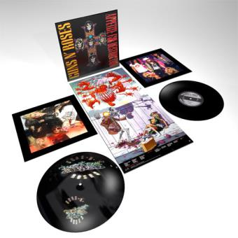 Appetite for Destruction - Remastered - 2LP
