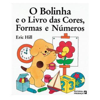 O Bolinha e o Livro das Cores, Formas e Números