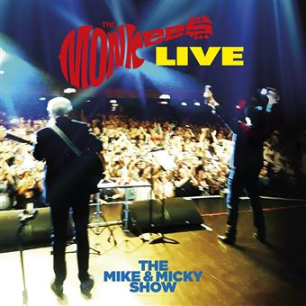 The Monkees Live - The Mike & Micky Show - 2LP 12''