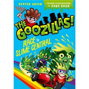 Goozillas!: race to slime central