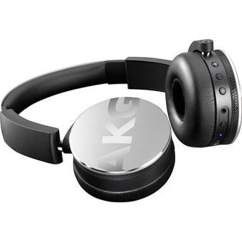 AKG Auscultadores Y50BT Bluetooth (Prateado)