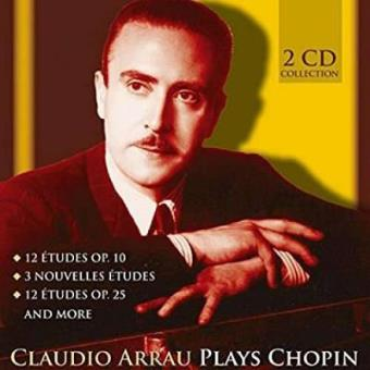 Claudio arrau plays chopin (2CD)