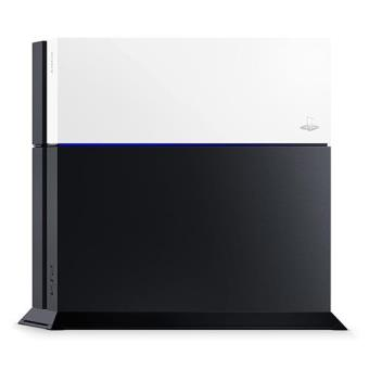 Sony PS4 Faceplate  - Glaciar White