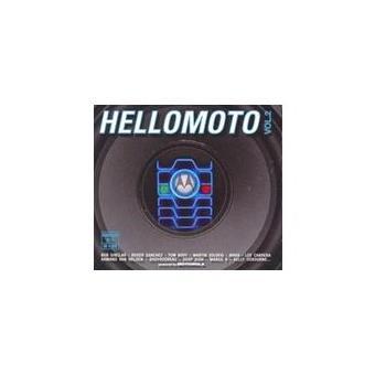 Hellomoto Vol.2 (CD+DVD)