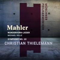 Mahler: Wunderhorn-Lieder and Symphony No. 10 - CD