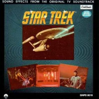 BSO Star Trek: Soundeffects