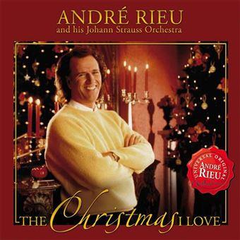 André Rieu: Christmas I Love - CD