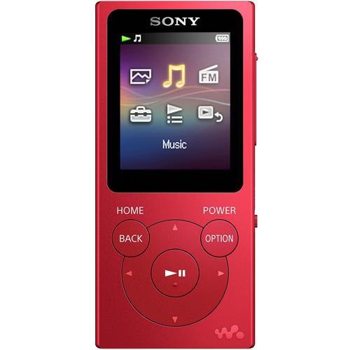MP4 SONY  4GB.LCD1,77 -VERM-NWE393R