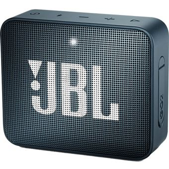 Colunas JBL Go 2 - Azul Navy