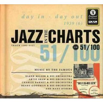 Jazz in the Charts 51 - Day in - Day Out 1936