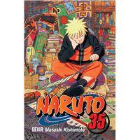 Naruto 35: Nova Dupla Inimiga
