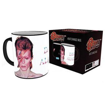 Caneca Termosensível David Bowie: Aladdin Sane