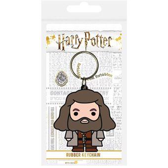 Porta-Chaves de Borracha Harry Potter - Hagrid