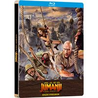 Jumanji: O Nível Seguinte - Edição Steelbook - Blu-ray