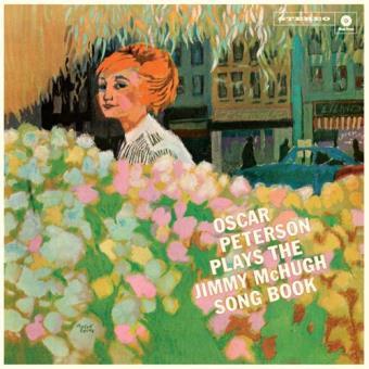 Oscar Peterson Plays The Jimmy McHugh Song Book - LP