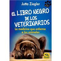 El libro negro del veterinario