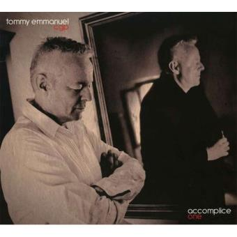 Accomplice One - CD