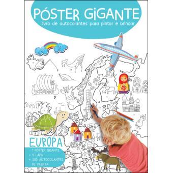 Póster Gigante: Europa