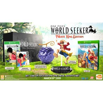 One Piece: World Seeker - The Pirate King Edition - Collector's Edition - Xbox One