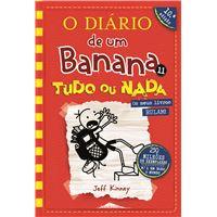 O Diário de um Banana - Livro 11: Tudo ou Nada