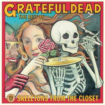 The Best of Skeletons from the Closet - LP Colored