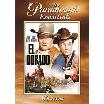 4ea0f3309dc1a El Dorado - Henry Hathaway - JOHN WAYNE ROBERT MITCHUM - John Wayne ...