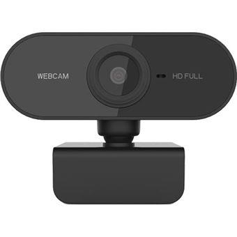 WebCam USB HD 720p - Preto