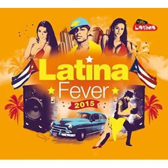 Latina Fever 2015 (4CD)