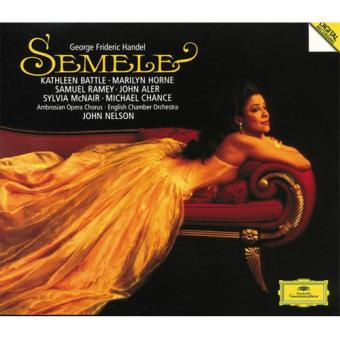 Handel: Semele - 3CD