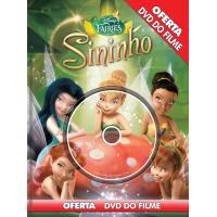 Sininho (Livro + DVD)