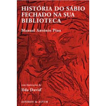 História do Sábio Fechado na sua Biblioteca