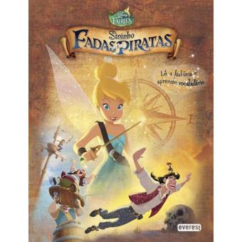 Sininho: Fadas e Piratas - Clássicos Disney