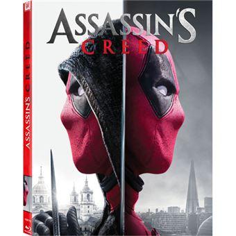 Assassin's Creed - Edição Photobomb - Blu-ray