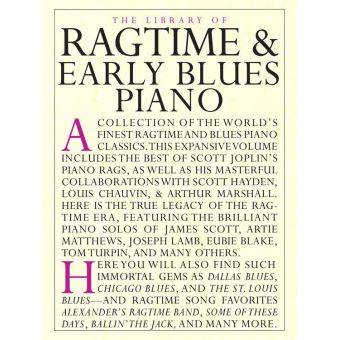 The Library of Ragtime & Early Blues Piano