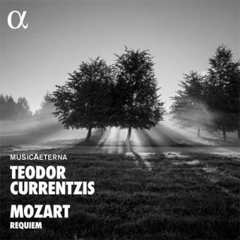 Mozart: Requiem in D minor K626 - CD