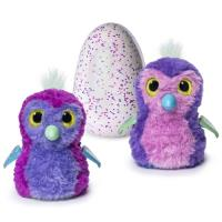 Hatchimals Pengualas Brilhos Rosa ou Roxo - Concentra